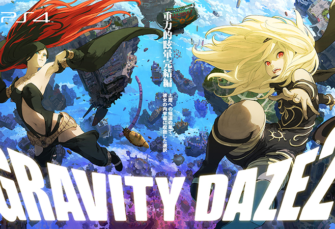 New Gravity Rush 2 Kat and Raven Figma Action Figures