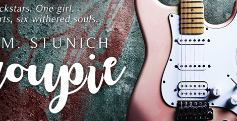 Groupie (Rock-Hard Beautiful Book 1) Review