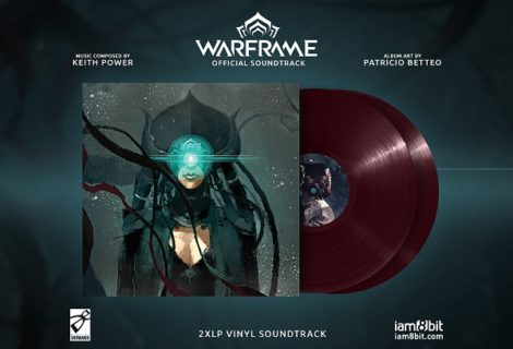 iam8Bit and Warframe Partner on VInyl LP, Collectible Art Prints and more
