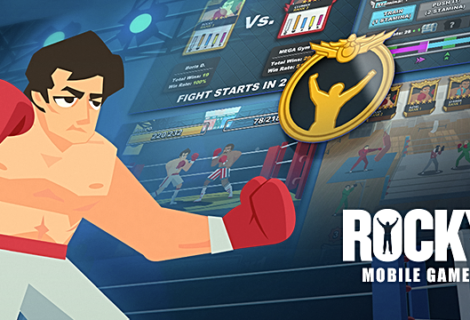 Boxing Game ROCKY Now Available on Google Play