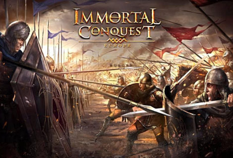 Immortal Conquest: Europe Officially Launched