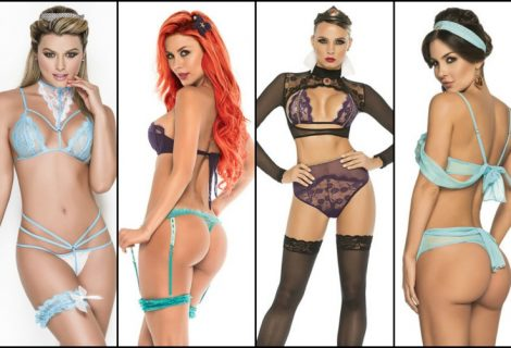 Fantasy Inspired Lingerie Sets by Yandy.com