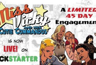Miss Vicky & Her Cutie Commandos Wants YOU!!!