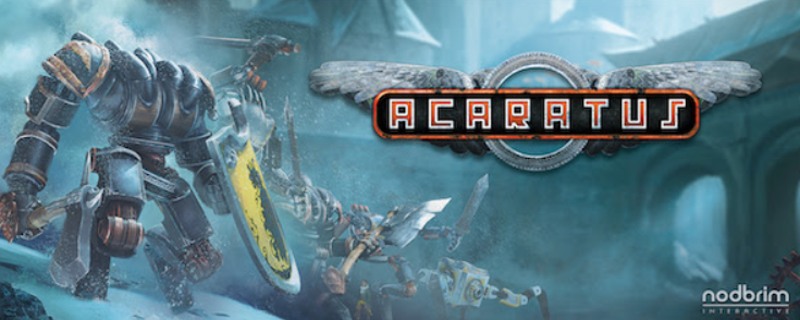 Gear up Your Battle Suits as Acaratus is Now Available on Steam