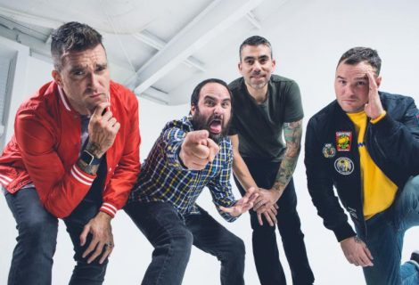 New Found Glory Announces Fall Leg of 20 Years Of Pop Punk Tour
