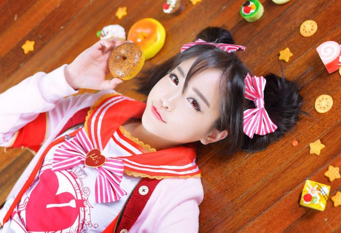 Top South Korean Cosplayer Tomia to Make Her Debut US Appearance at Anime Expo 2017