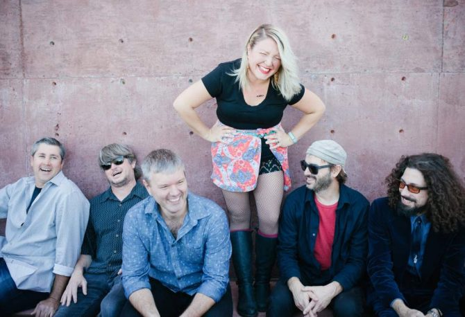 Darcy Malone and The Tangle Releases New single and New EP