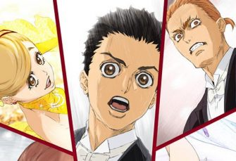 Welcome to the Ballroom World Premiere at Anime Expo 2017 (Review)