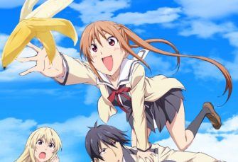 AHO-GIRL, Episode1 Review