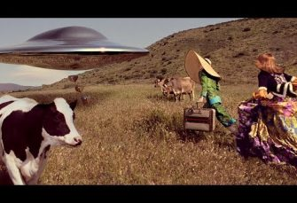 Gucci has an Awesome Star-Trek Themed Fashion Video