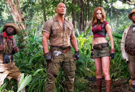 Dwayne Johnson Confirmed for LA Comic Con!