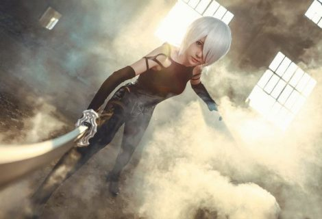 Nier: Automata A2 Cosplay Perfection