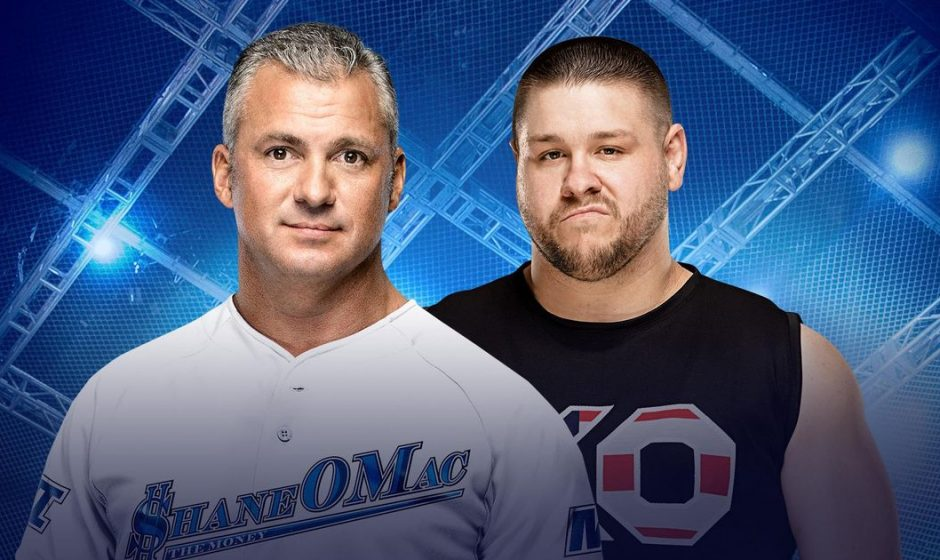 Kevin Owens vs Shane McMahon at Hell in a Cell was a Heart-Stopper