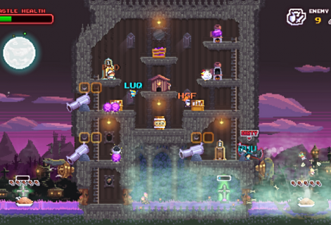 No Heroes Here Officially Launches on Steam Store
