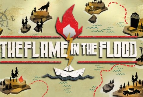 The Flame in the Flood Docks At the eShop for Nintendo Switch On October 12th