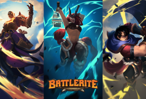 PvP Arena Brawler Battlerite Steam Launch Set on November 8th
