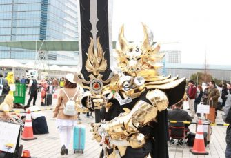 Comiket 93 Image Gallery