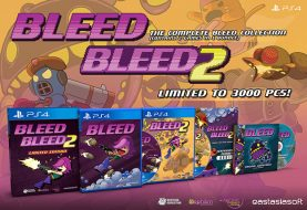 Bleed & Bleed 2 Physical Editions Announced... in Asia