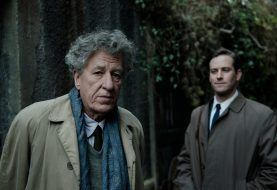 Final Portrait, Directed by Stanley Tucci and Starring Geoffrey Rush, Armie Hammer; Opens in LA & NY 3/23