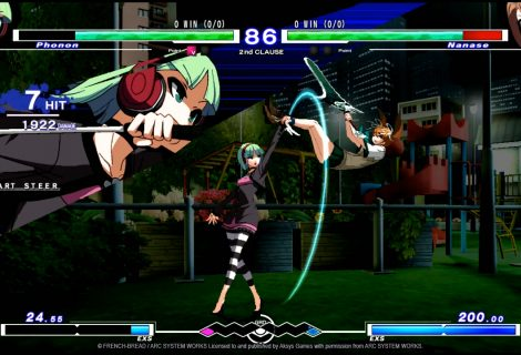 Arcade Fighter Under Night In-Birth Exe:Late[st] Launches in North America