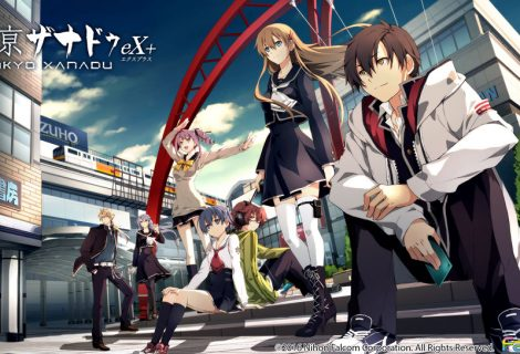 Tokyo Xanadu eX+ Launches Free Japanese-Language Update & New Limited Edition for PS4
