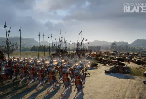 Conqueror's Blade European X Test Planned for March
