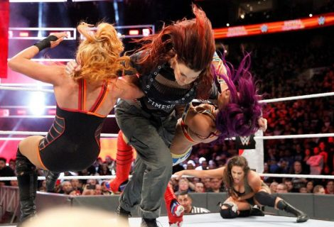 How the Women of the WWE Are Making a Positive Impact on Young Girls