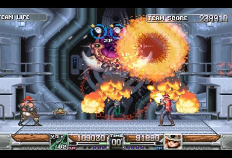 Wild Guns Reloaded for Switch Now Available for Pre-Order