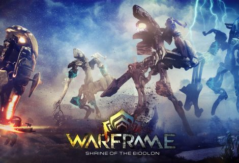 Warframe Shrine of the Eidolon Coming to Console this Week