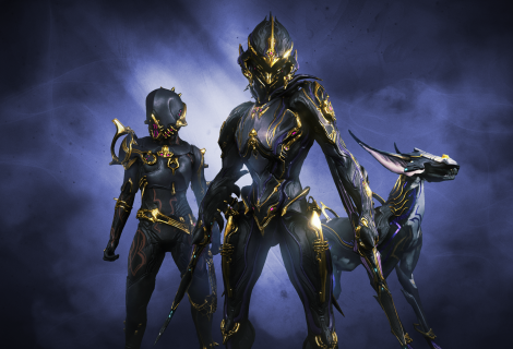 Warframe's New Zephyr Prime Now Available