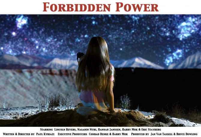 Forbidden Power Introduces New Take on Attaining Super Powers
