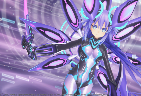 Megadimension Neptunia VIIR Releases IN North America in May 2018