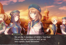 Dark Rose Valkyrie Coming to Steam This April 10