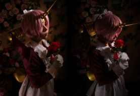 Charming Fate/Grand Order Frankenstein Maid Cosplay
